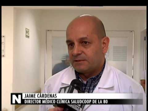Fueron reabiertos algunos servicios en Saludcoop de la 80 [Noticias] - TeleMedellin