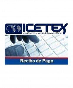 Descargar recibo de pago ICETEX