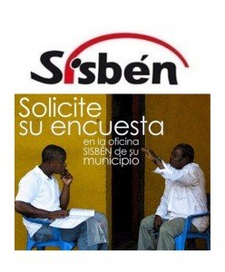 Consultas y encuestas SISBEN