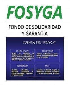 cuentas FOSYGA