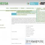 FOSYGA Consulta afiliados compensados