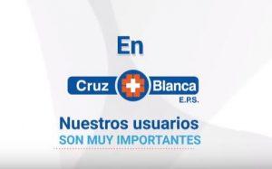 Cruz Blanca EPS citas telefono